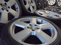 "18"" rs6 S LINE alloys wheels vw golf bora beetle tt audi a3 5x100 mk4 seat ibiza r32"