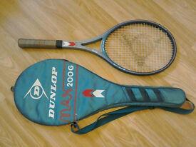 Dunlop Max 200G tennis racquet
