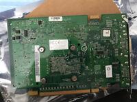 nVidia GeForce 7300 GT PCI Express graphics card