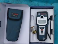 Bosch Professional GMS 120 stud and cable finder.