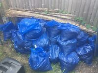 30 bags of tip soil FREE collection only