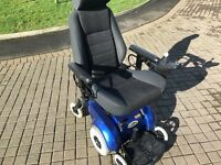 Jet 3 mobility chair