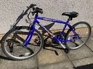 Storm men's bike