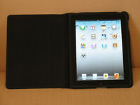 Ipad 16gb in silver and black