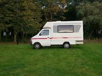 SUZUKI SUPPER CARRY, ROMAHOME CAMPER VAN, 2002, WITH ONLY 53000 MILES