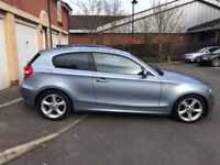 BMW 1 series, 2 litre 59 plate. BRAND NEW ENGINE *REDUCED IN PRICE*