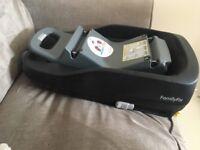 Maxicosi car seat and base