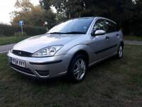 2004 mk1 focus 1.6 LX just 59850 miles new cam belt and just serviced Px considered
