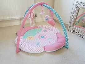 Baby activity mat from Mothercare