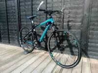 Boardman Sport x7 Hybrid Road Bike