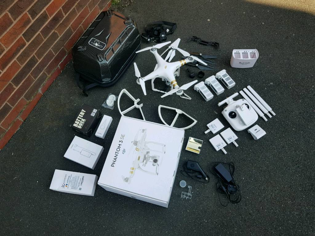 Dji Phantom 3 Se 4k Drone In Liverpool Merseyside Gumtree