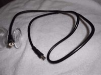 TV/video antenna extension cable