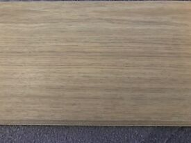 Bnib final reduction Quickstep oak laminate flooring perfect for smaller rooms or kitchen