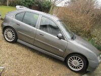 MG ZR 120 TROPHY SE, 2005, LOW MILEAGE, LONG MOT, S.HISTORY, GC, 50 MPG, PART-EXCHANGE WELCOME
