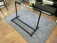 Multi Guitar and Bass Stand