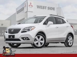 2015 Buick Encore Leather–Accident Free –AWD–Turbo 1.4L–