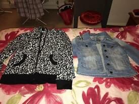 Jackets size 8