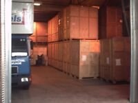 Self Storage from £10pwk - Warehoused, Safe & Secure Bristol