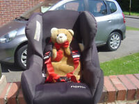 nanna child car seat in leicester