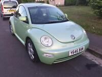 VW Beetle 2001 2.0 Petrol Long MOT FSH