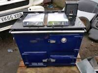 Rayburn nouvelle aga cooker/heating