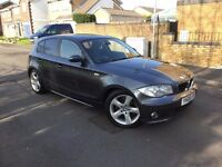 2006 BMW 1 SERIES SPORT ** MOT ( NO ADVISORY ) 3 MONTHS WARRANTY