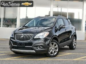 2016 BUICK ENCORE ***LOW KMS!!!***