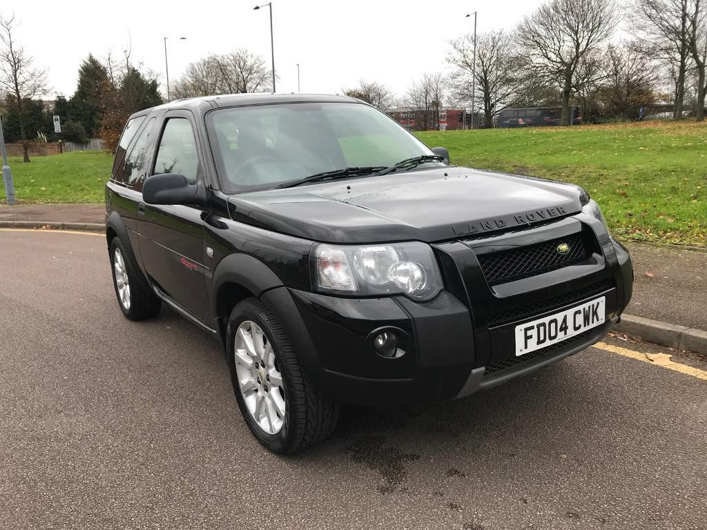land rover freelander 2 0 td4 sport hard top 3 doors black diesel in birmingham west midlands. Black Bedroom Furniture Sets. Home Design Ideas