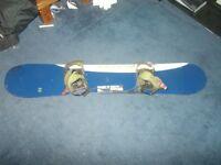 MORROW SLIK 50 TWO SNOWBOARD