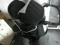 Pram, car seat, buggy