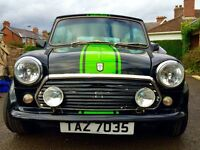 Austin mini Mayfair 1989