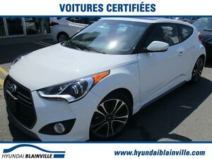 2016 Hyundai Veloster 1.6T,TURBO,NAVI,MAGS,TOIT,CUIR,SYS SON...