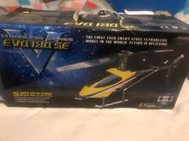 Rc helicopter spares or repair
