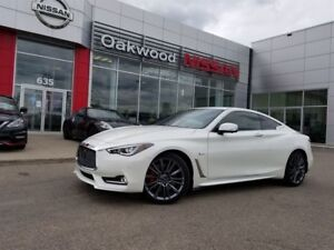 2017 Infiniti Q60 Red Sport 400 *Fully Loaded|Leather|Navigation