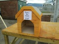small kennel cat house for sale new unused quality made water tight