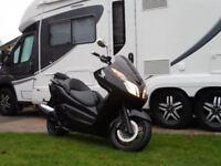 honda forza NSS300 2014 stunning scooter 9k miles chrome extras tel 07866222211