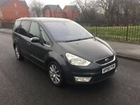 FORD GALAXY GHIA DIESEL AUTOMATIC.12 MONTHS MOT.2 OWNER.CALL ME 07887611676