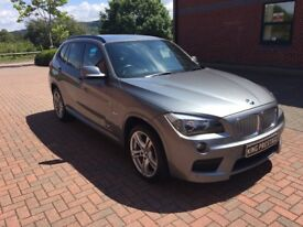 BMW X1 X Drive M Sport Only 36K Miles/ 2.0 23d Diesel 5 Door Estate/ IMMACULATE!