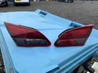 Vauxhall VXR tailgate lights 2014