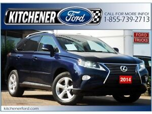 2014 Lexus RX 350 *ONLY 64k KM'S!/AWD/LEATHER/ROOF/CAMERA/NAVI