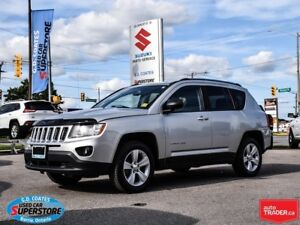 2013 Jeep Compass North Edition 4x4 ~Fog Lamps ~Alloy Wheels