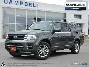2017 Ford Expedition Max Limited TOP OF LINE--EARLY BIRD