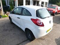 FORD KA - GF13XWK - DIRECT FROM INS CO