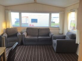 GREAT STARTER CARAVAN FOR SALE. PERFECT FOR A FIRST TIME BUYER. CHOICE OF 2 NORTHUMBERLAND PARKS.