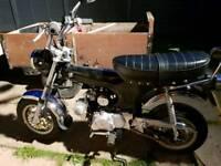 Monkeybike 50 110 125