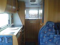 ford transit coach built motorhome