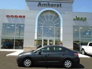 2014 Subaru Impreza AWD MANUAL LOW KM