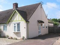 Spacious 2 Bed Semi-Detached Bungalow in Kidlington. Convenient to Oxford . Great location.