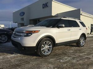 2013 Ford Explorer Limited AWD w/Leather, Moonroof, Navigation