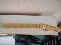 Stratocaster neck (custom)